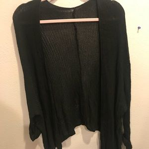 black brandy melville cardigan